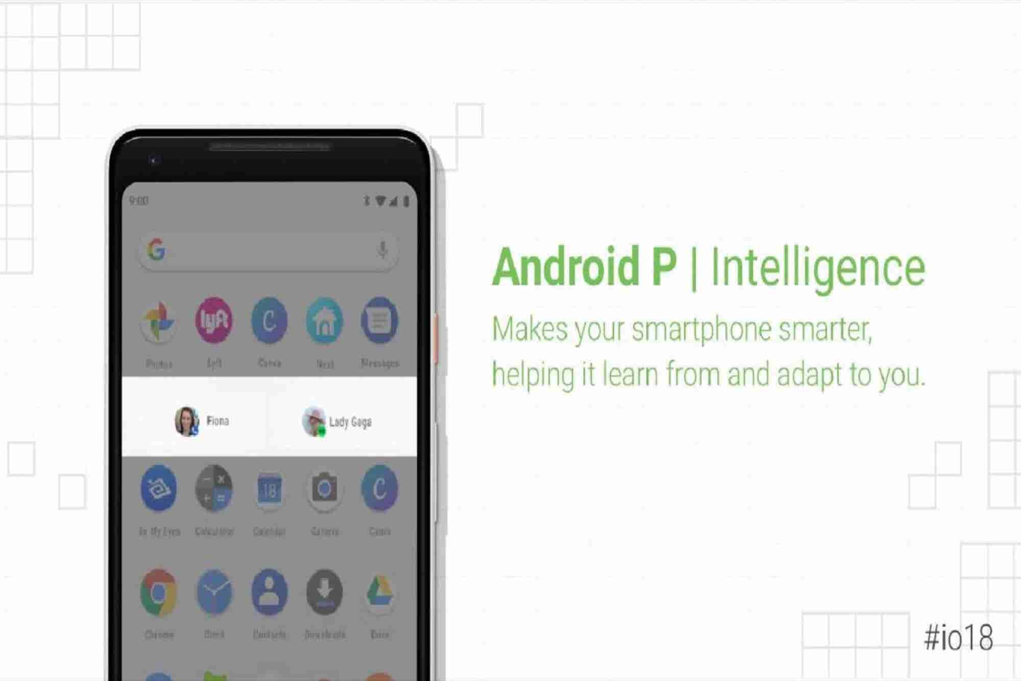 Five New features of Google's Android P You Can't Afford to Miss