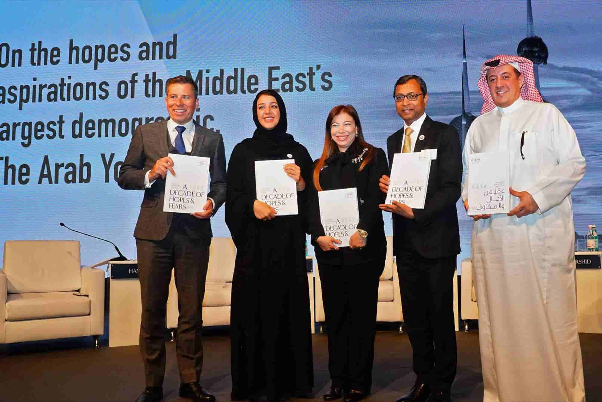 UAE Emerges As The Top Country Of Choice For Region's Youth: Arab Yout...