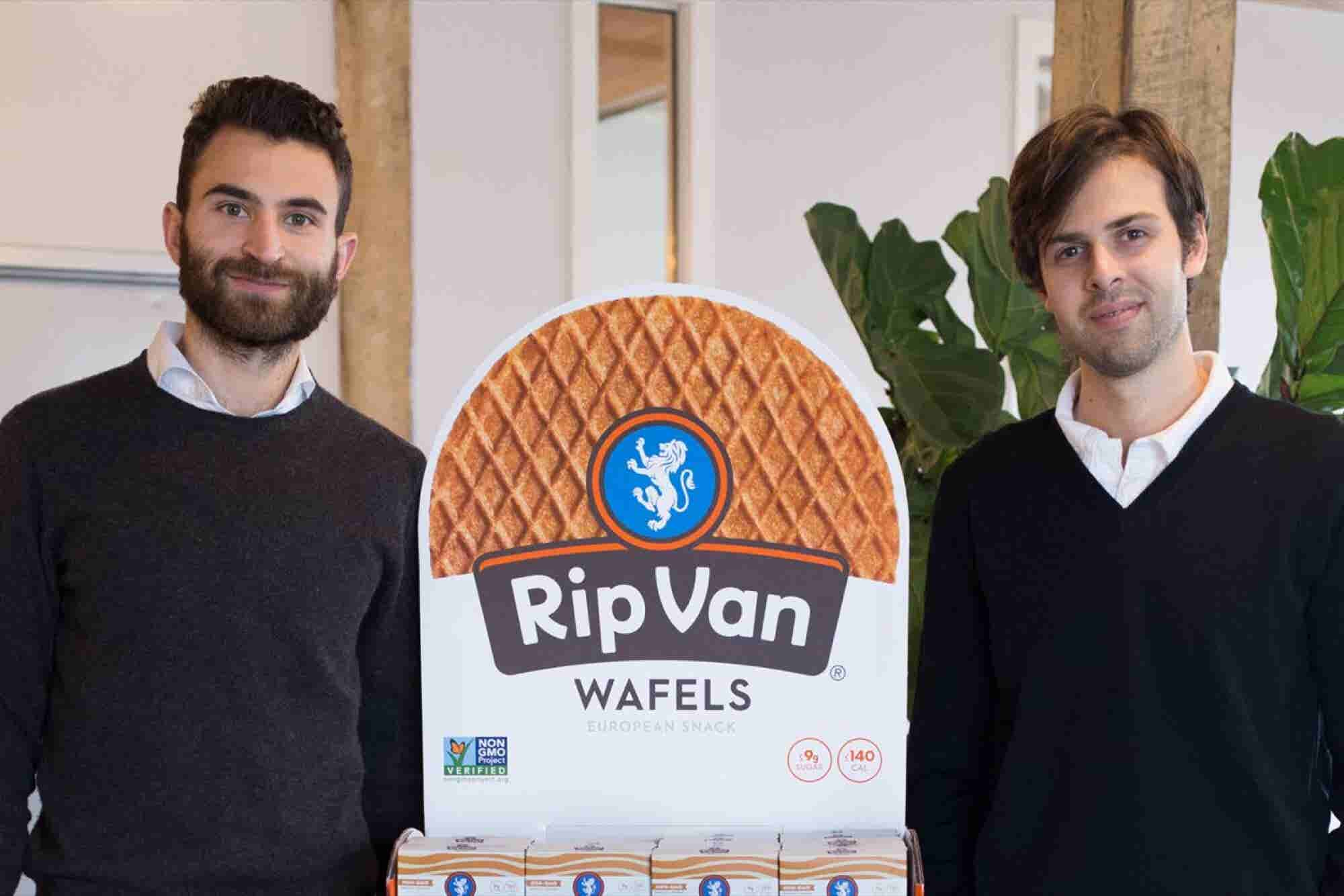 This Snack Company Grew Quickly Out of a Dorm Room After It Sold Its Products to Tech Companies