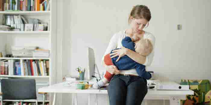 For a More Productive Workplace, Welcome Breastfeeding Moms Back to Their Jobs