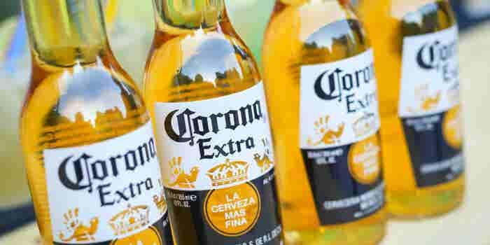 Corona es la cerveza importada número uno en China