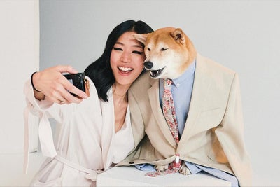 This Famous Dog Is a Posh Style Icon -- and He Probably Makes More Mon...