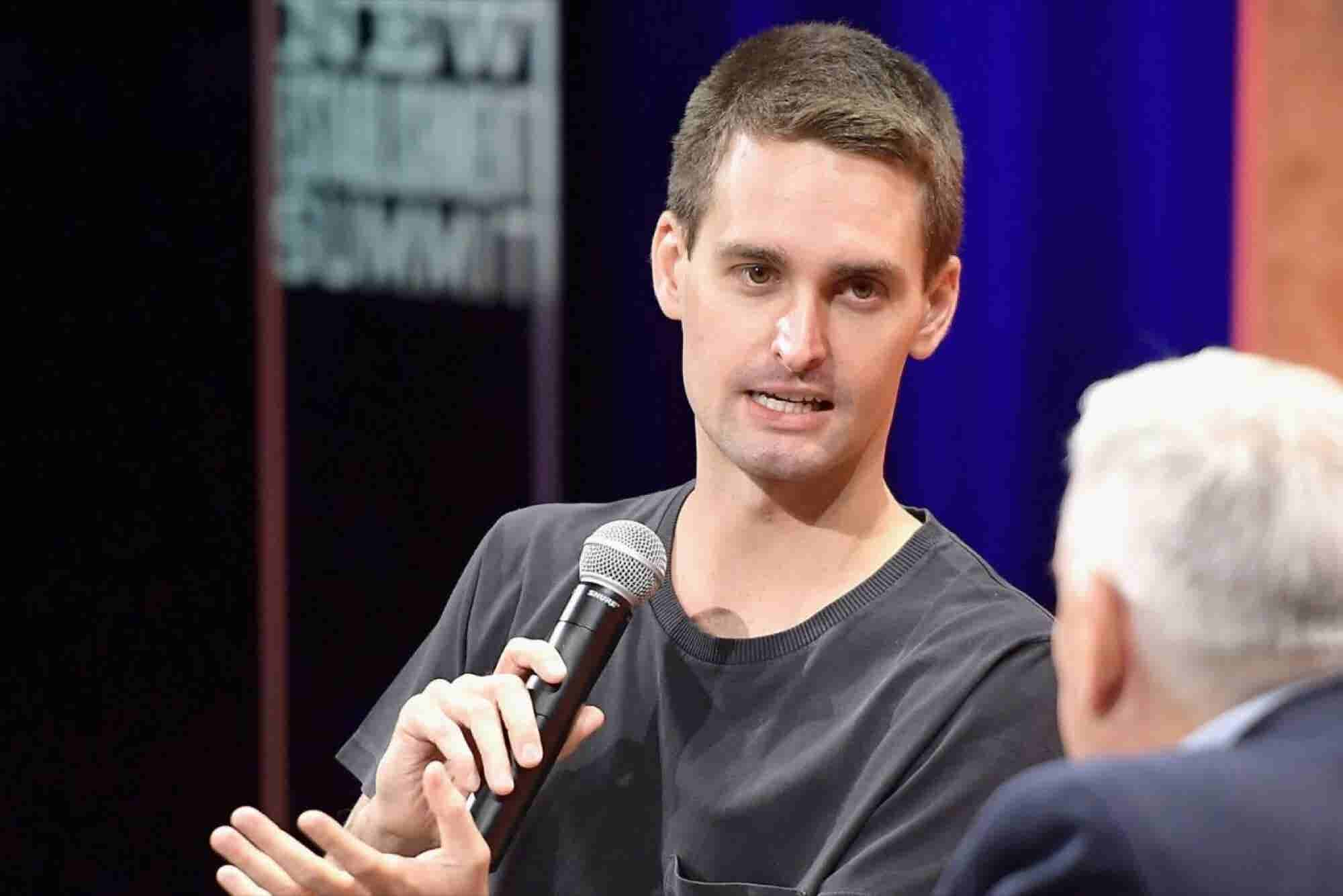 9 Inspiring Quotes from the 27-Year-Old Billionaire and Snap Co-Founder Evan Spiegel
