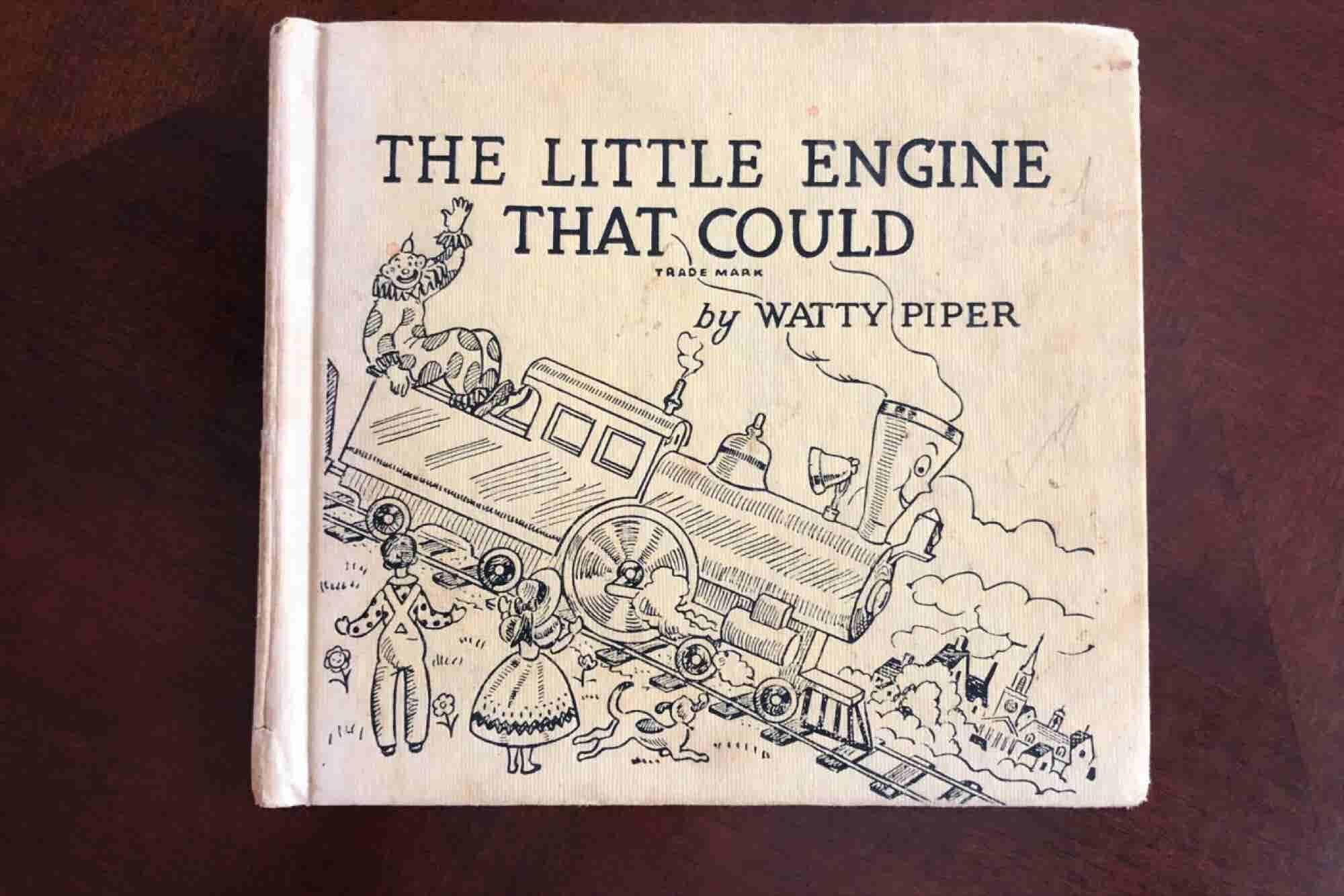 How a Classic Children's Book Motivates an Entrepreneur to Chug Throug...