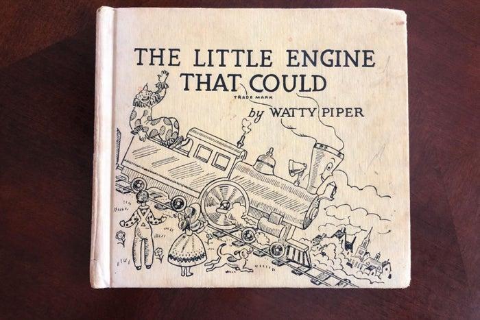 How a Classic Children's Book Motivates an Entrepreneur to Chug Through Challenges