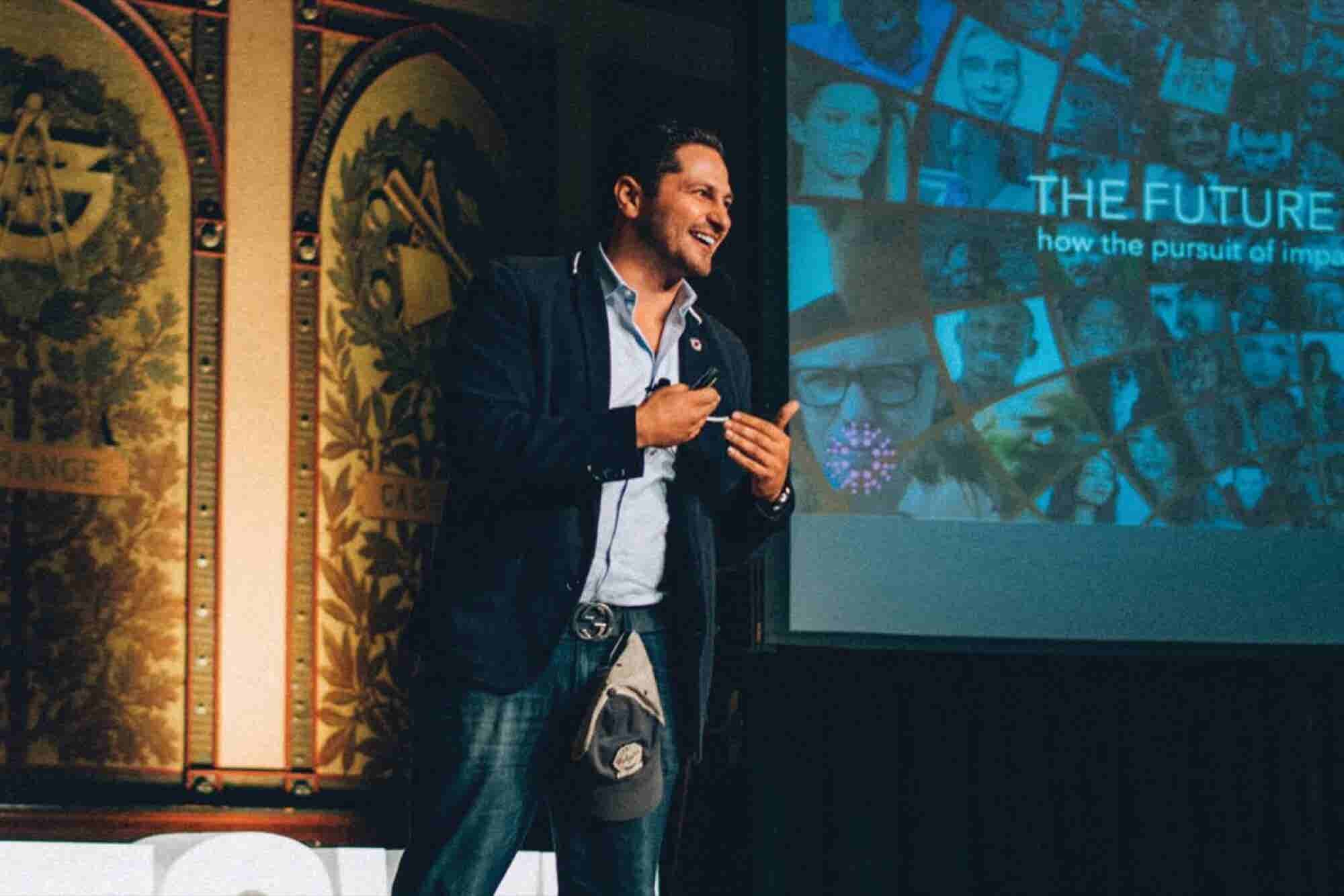Impacting The Future: Ahmad Ashkar, Founder And CEO, Hult Prize Foundation