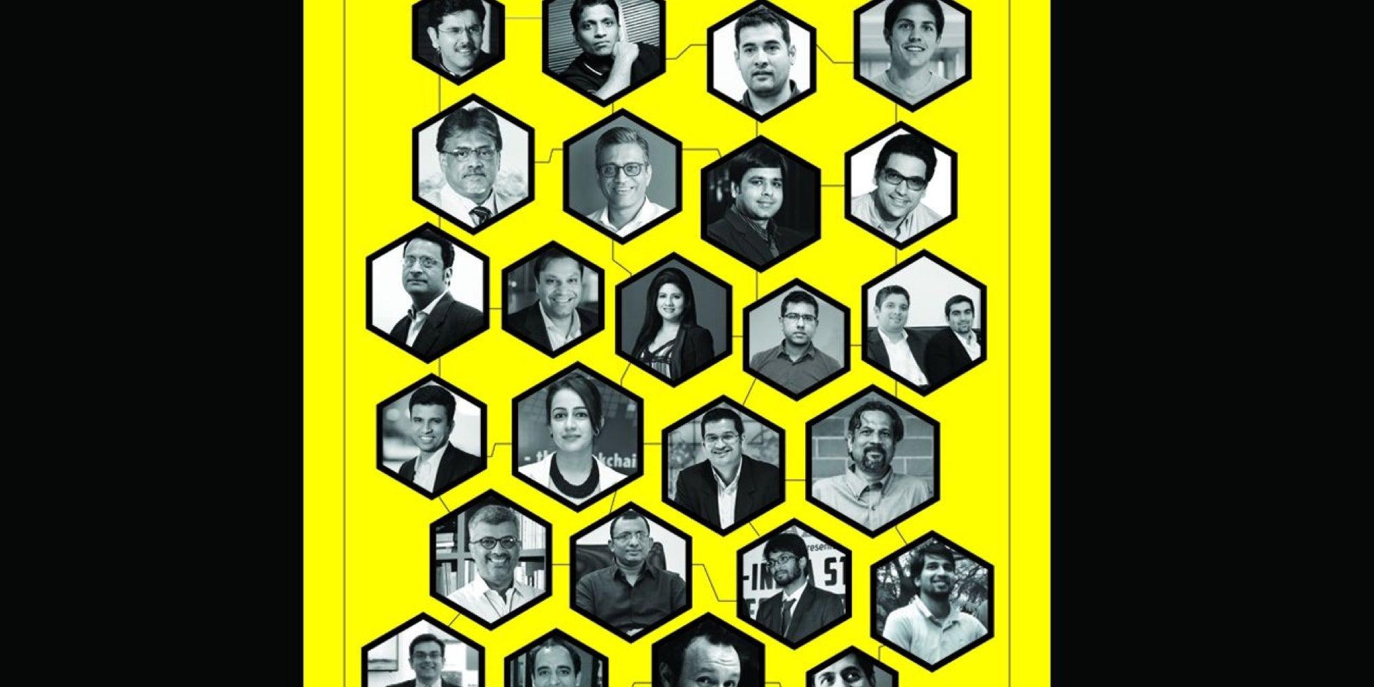 Meet Entrepreneur India's 25 Biggest Techpreneurs: Class of 2018