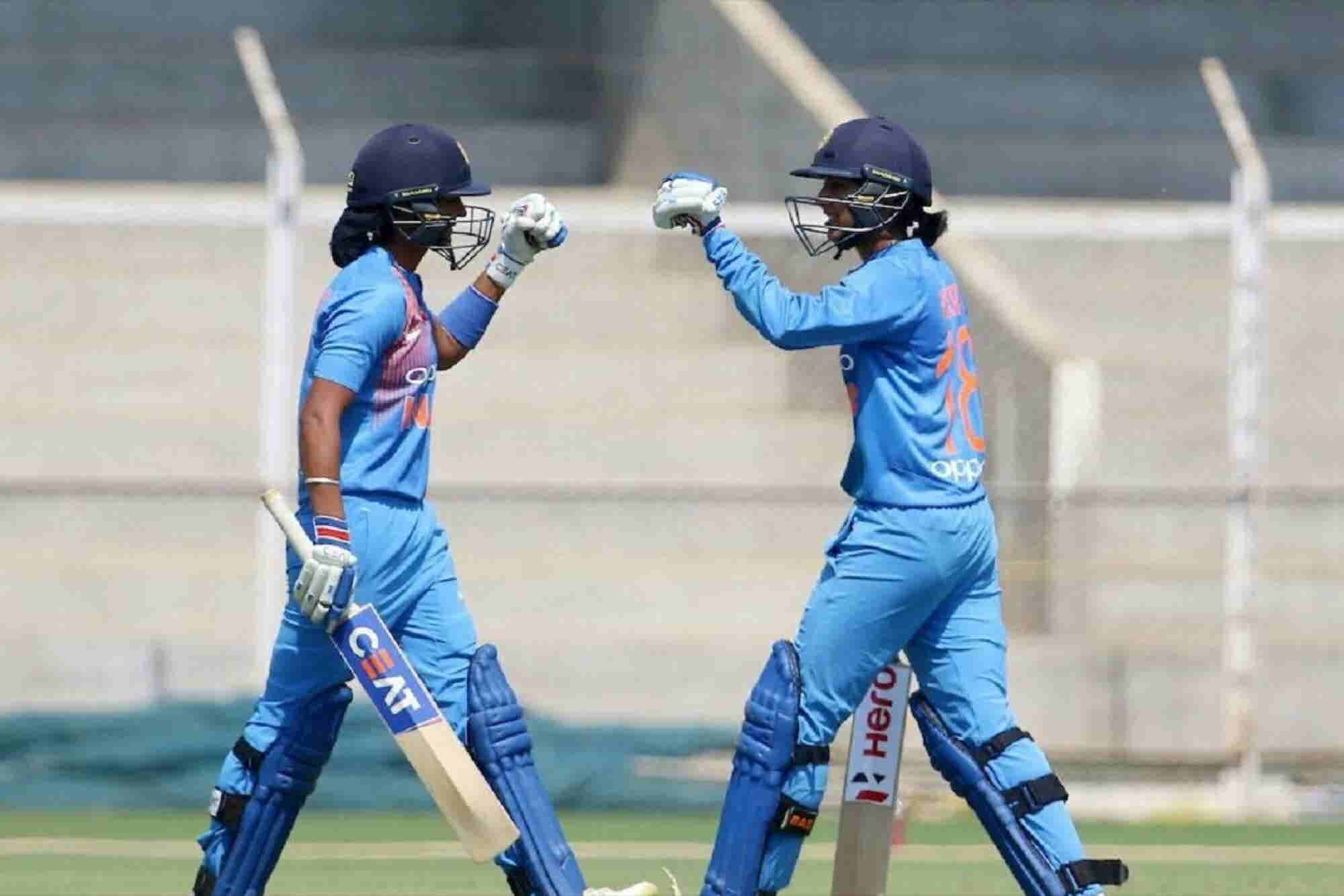 Indian Women Cricket Team Prove its Mettle Off-field. BCCI to Launch W...