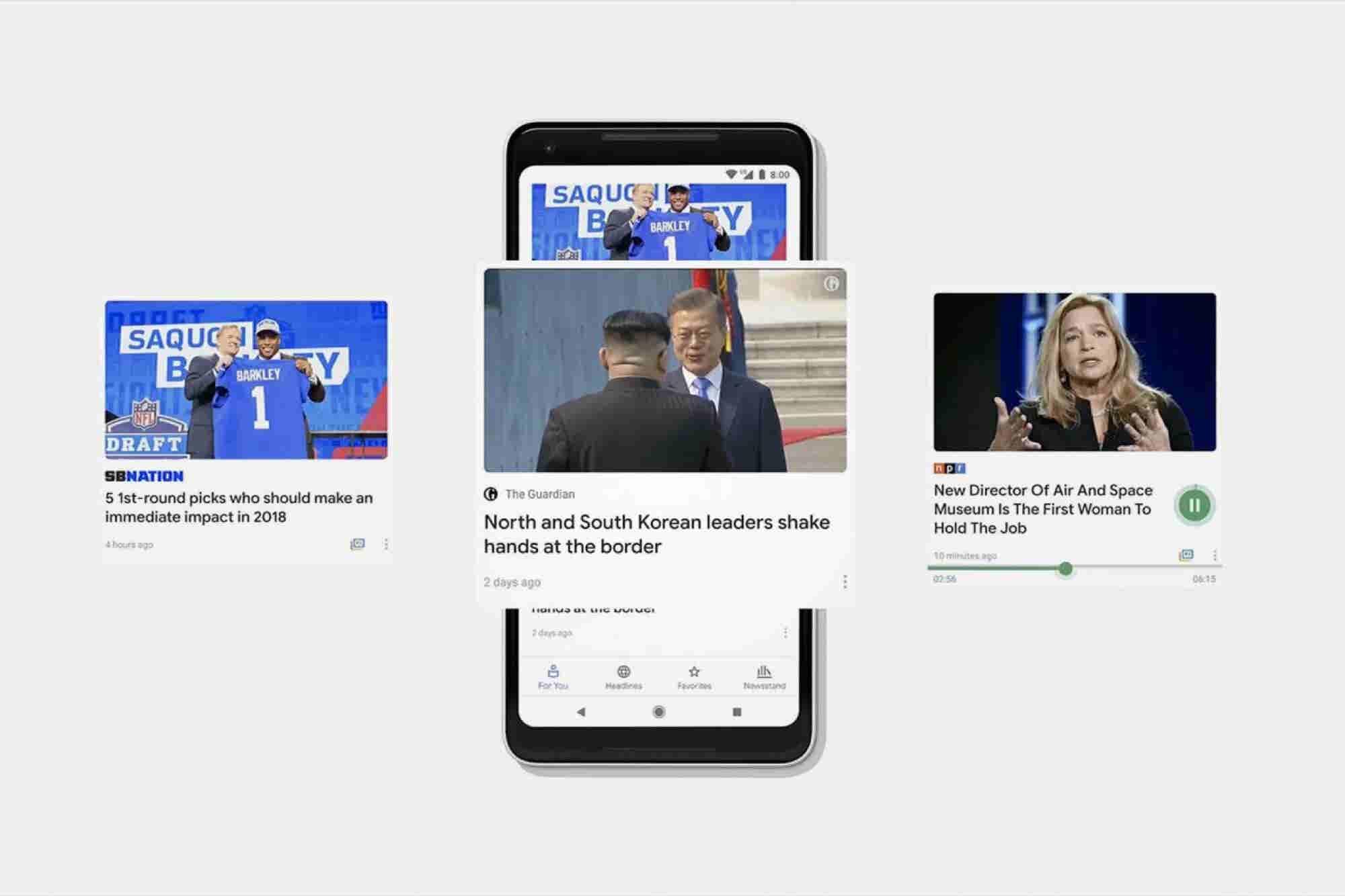 Google's AI-Powered News App Arrives on iOS