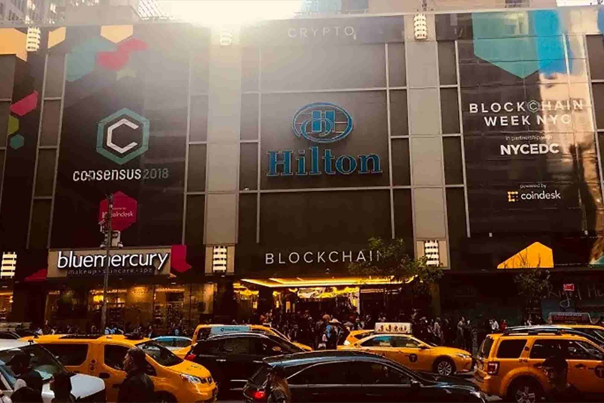 The Coolest Blockchain Startups at NYC's Consensus