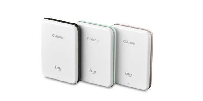 Picture Perfect: Canon Ivy Mini Photo Printer