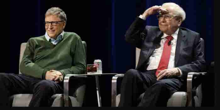 Así es como Warren Buffett y Bill Gates se volvieron millonarios pese a ser introvertidos