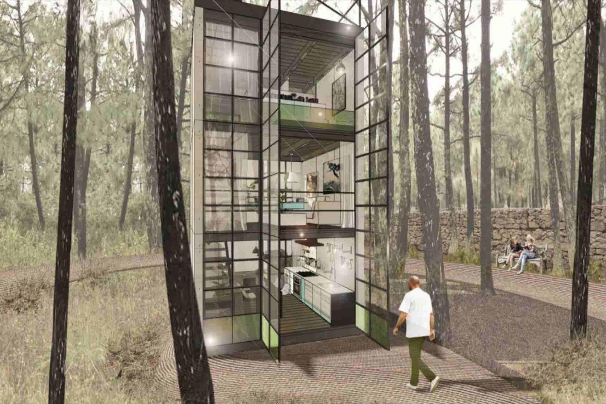 Ellos quieren construir la primera aldea ecológica en México