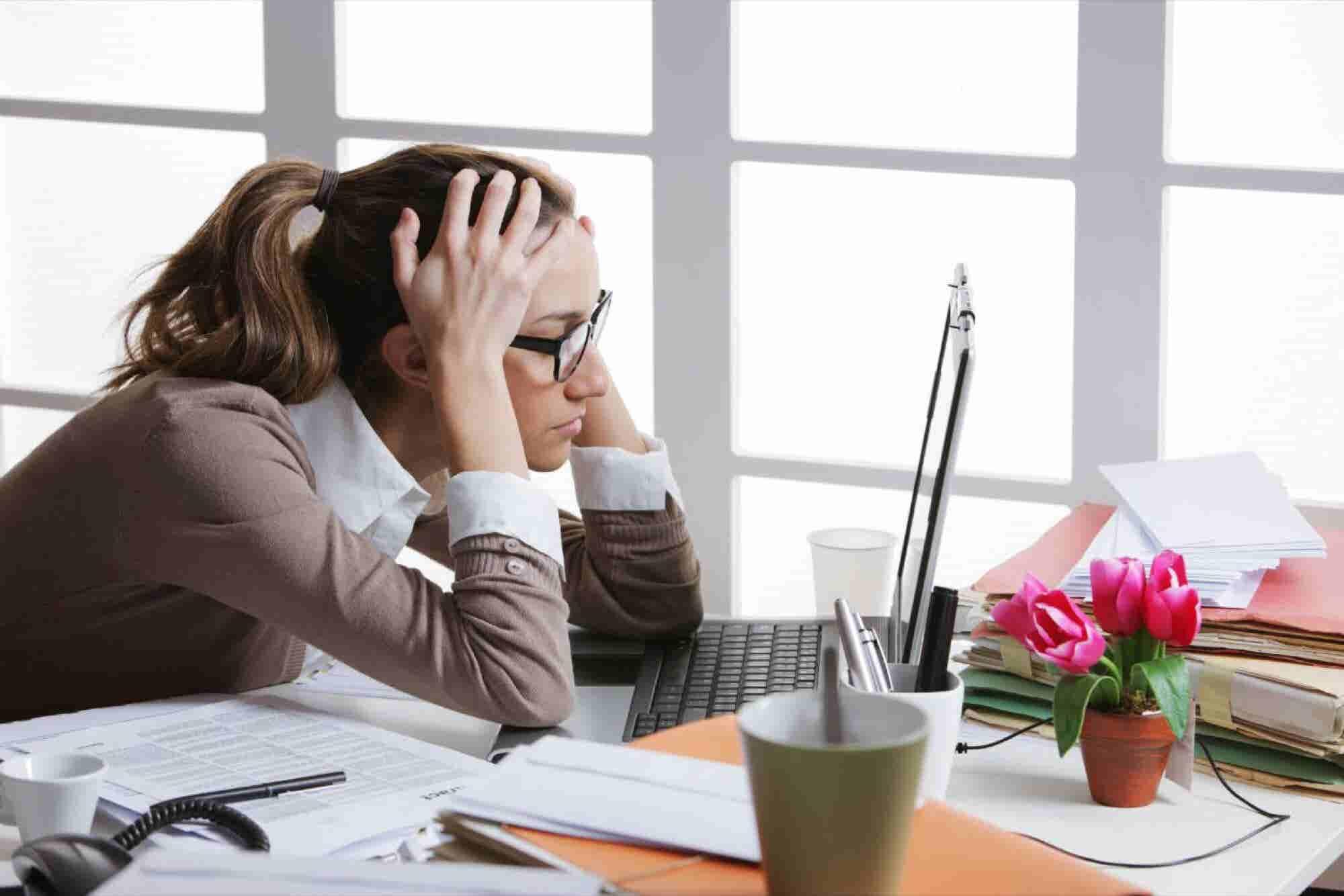 3 formas naturales de luchar contra el estrés laboral