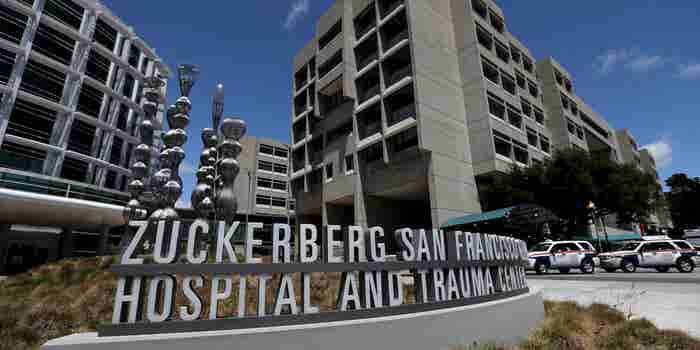 Zuckerberg's Name Must Go, Says a Group of San Francisco General Hospital Employees