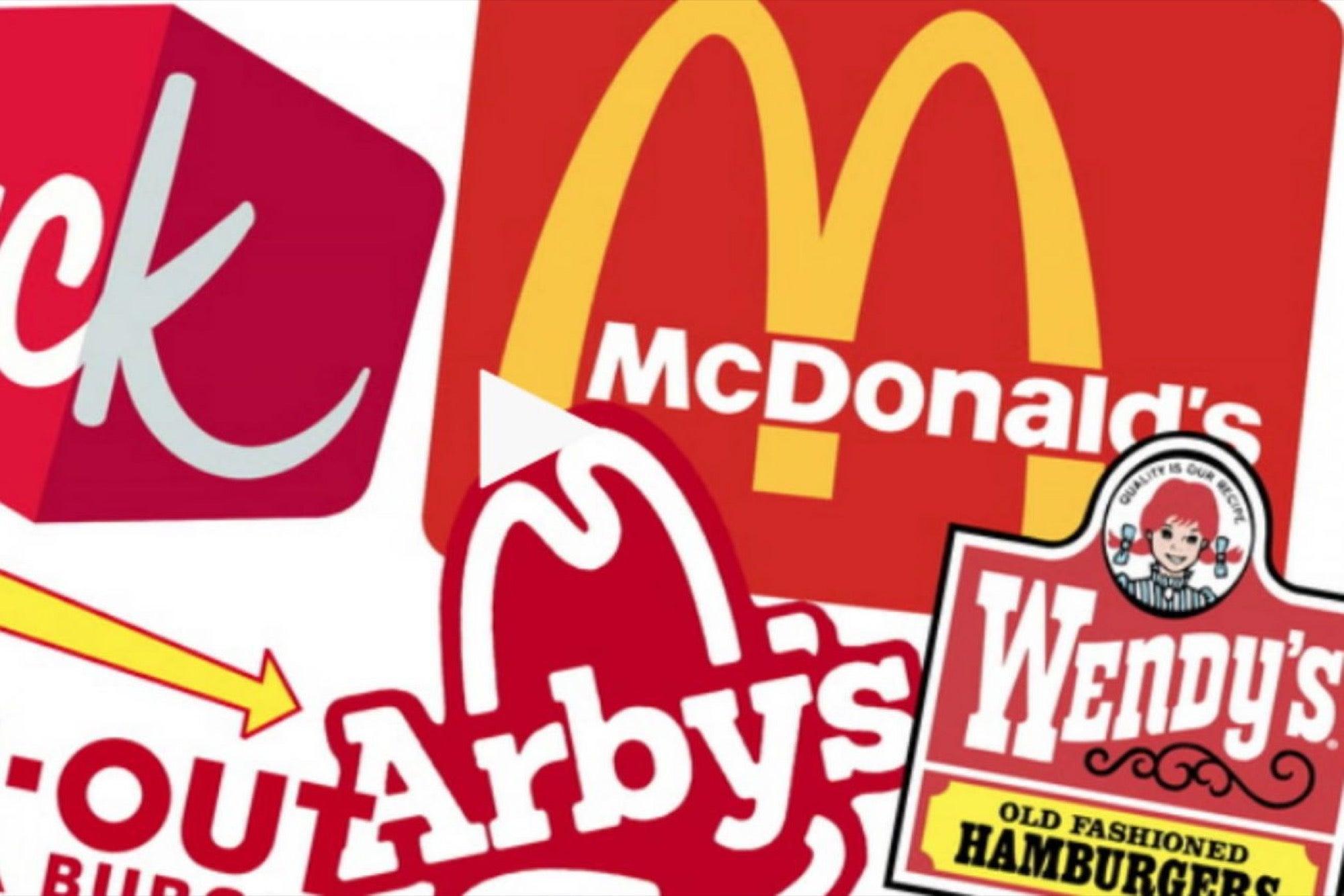 Por Que Tantos Logotipos De Comida Rapida Son Rojos