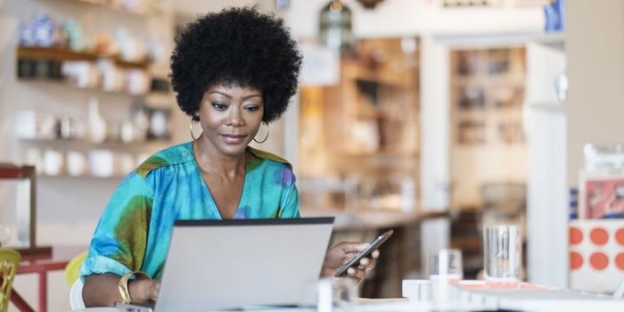 Image result for black entrepreneur woman
