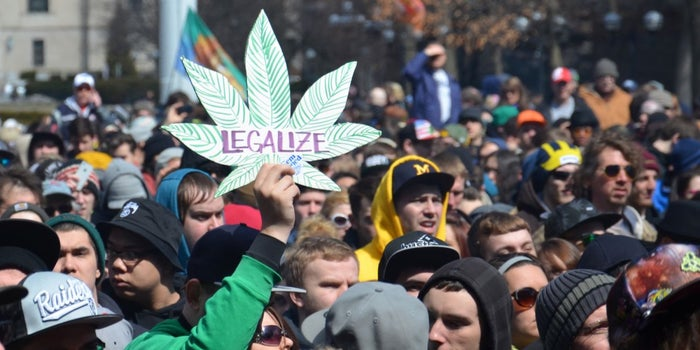 Activists Secure Marijuana Legalization Measure on Michigan's Ballot This November