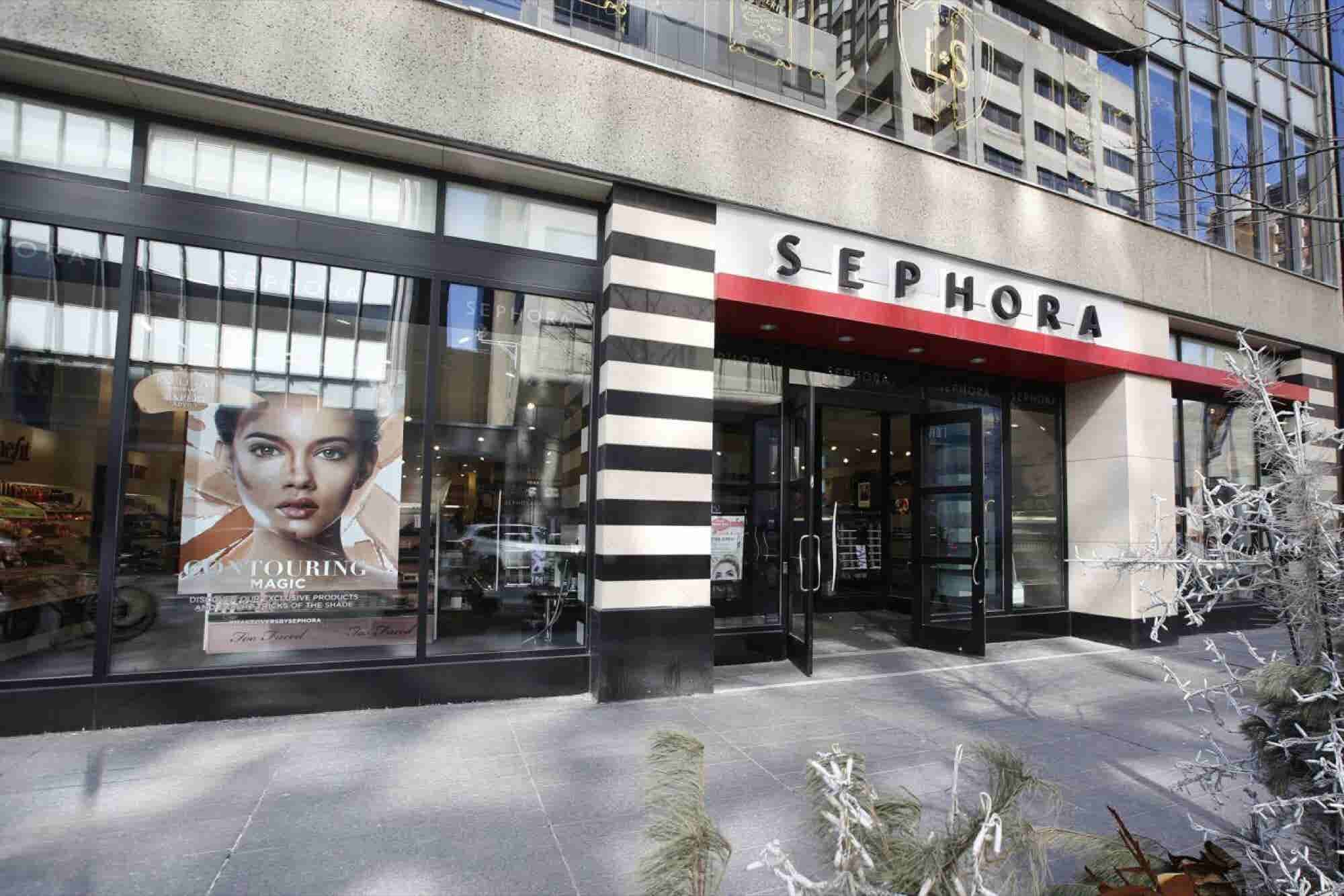 How We Got Our Product Into Every Sephora Store As a Team of Two With No Outside Funding