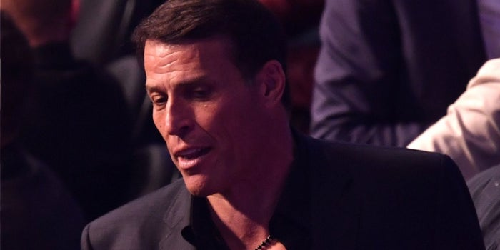 4 Hours Listening to Tony Robbins Will Teach You More About Business Than 4 Years in College
