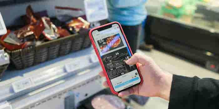 Así se ve el supermercado futurista de Alibaba