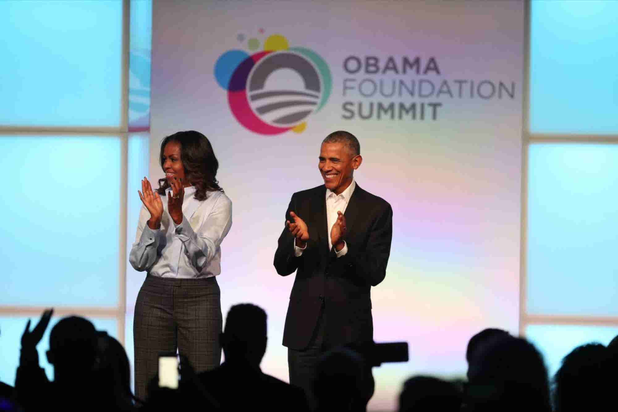 Starbucks Beats Tech at Mobile Payments and the Obamas Have a New Gig!...