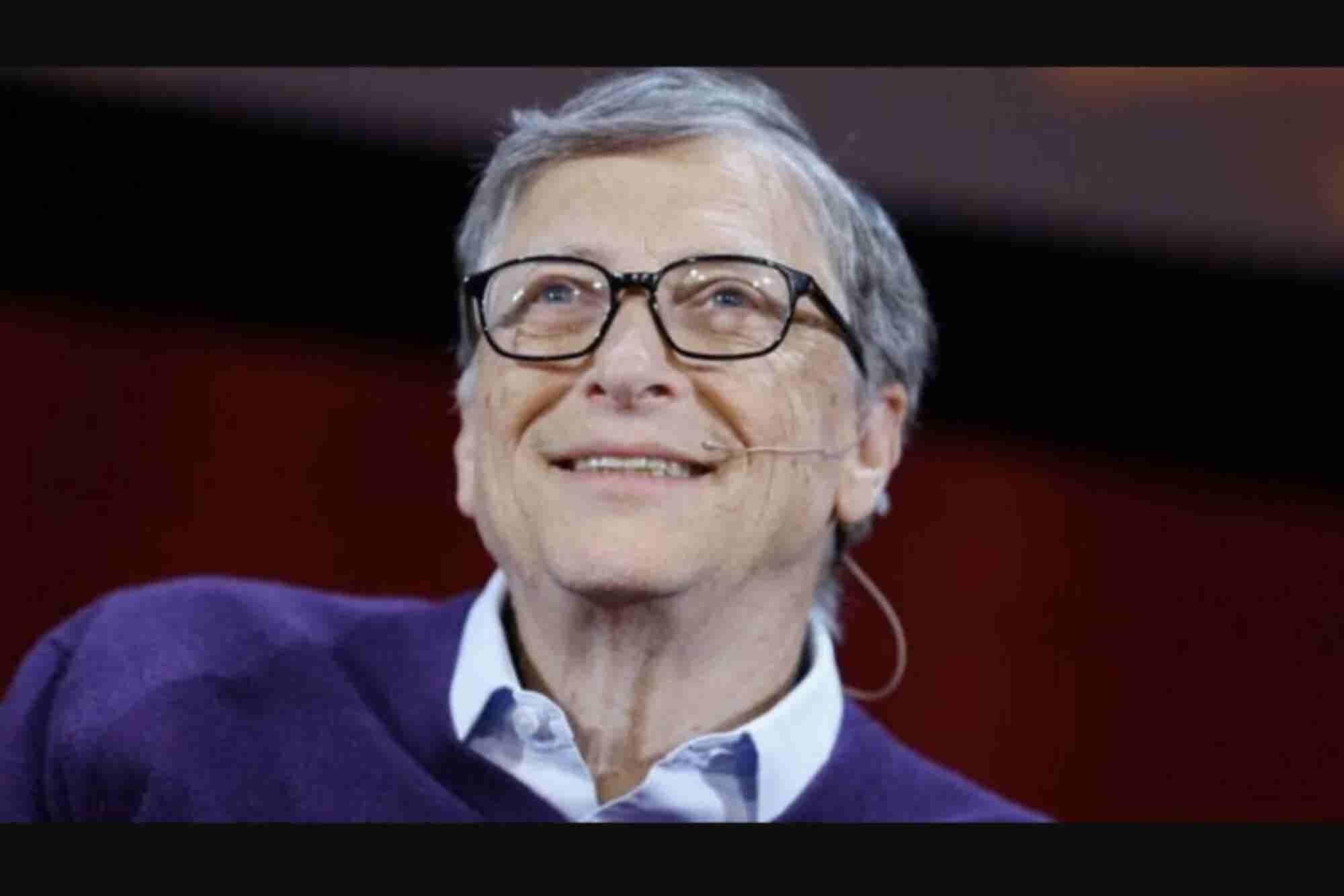 Los 5 libros que Bill Gates te recomienda leer este verano
