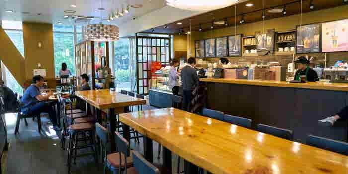 Starbucks permitirá entrar a sus instalaciones sin necesidad de consumir