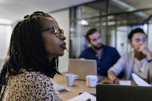How to Survive Being the Only Woman in the Workplace
