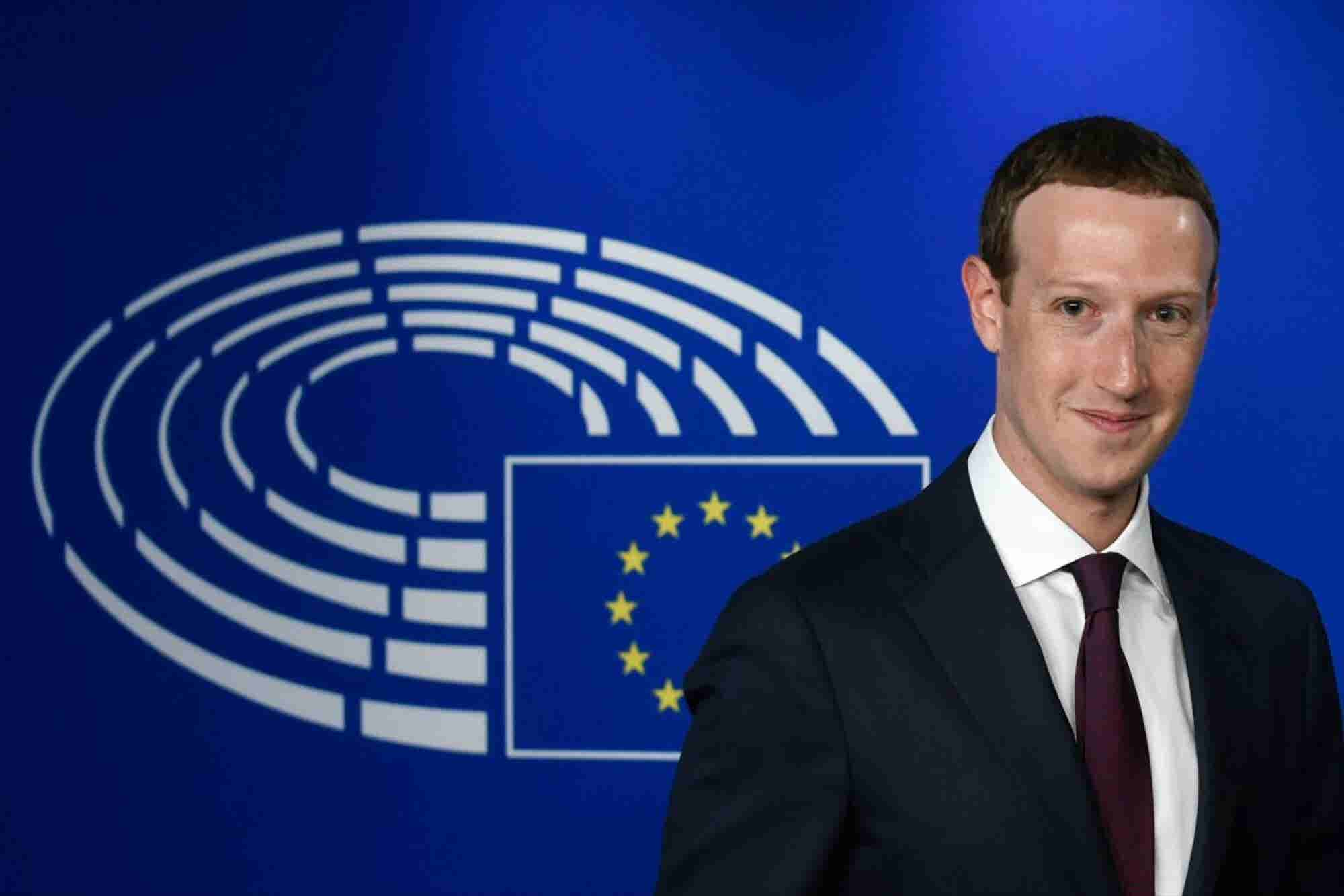 The Key Takeaways from Mark Zuckerberg's Meeting With the EU