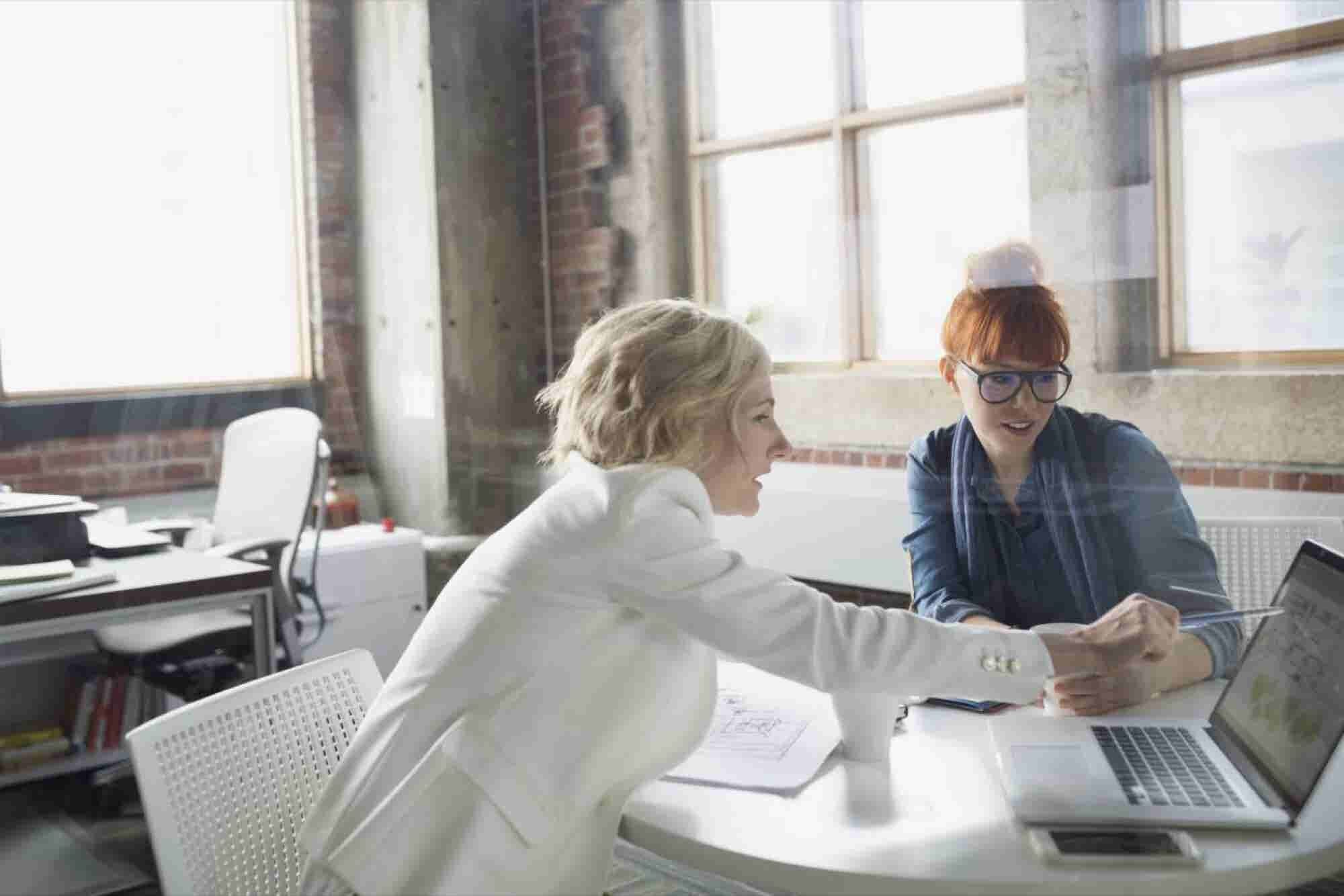 To Rise up the Ranks at Work, Women Can Take These 4 Steps