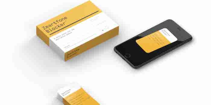 Esta compañía quiere ayudarte a superar tu adicción al teléfono (con parches)