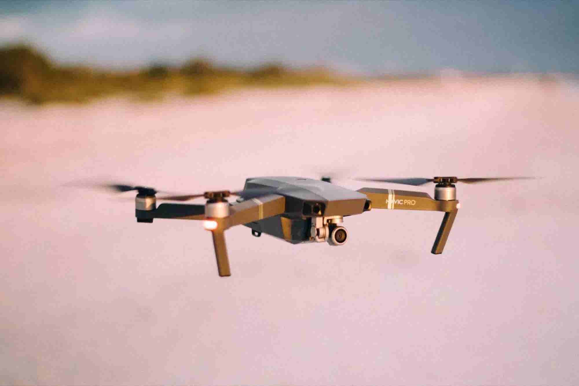 Your Drone May Soon Need a License Plate