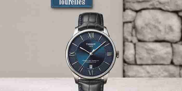 The Executive Selection: Tissot