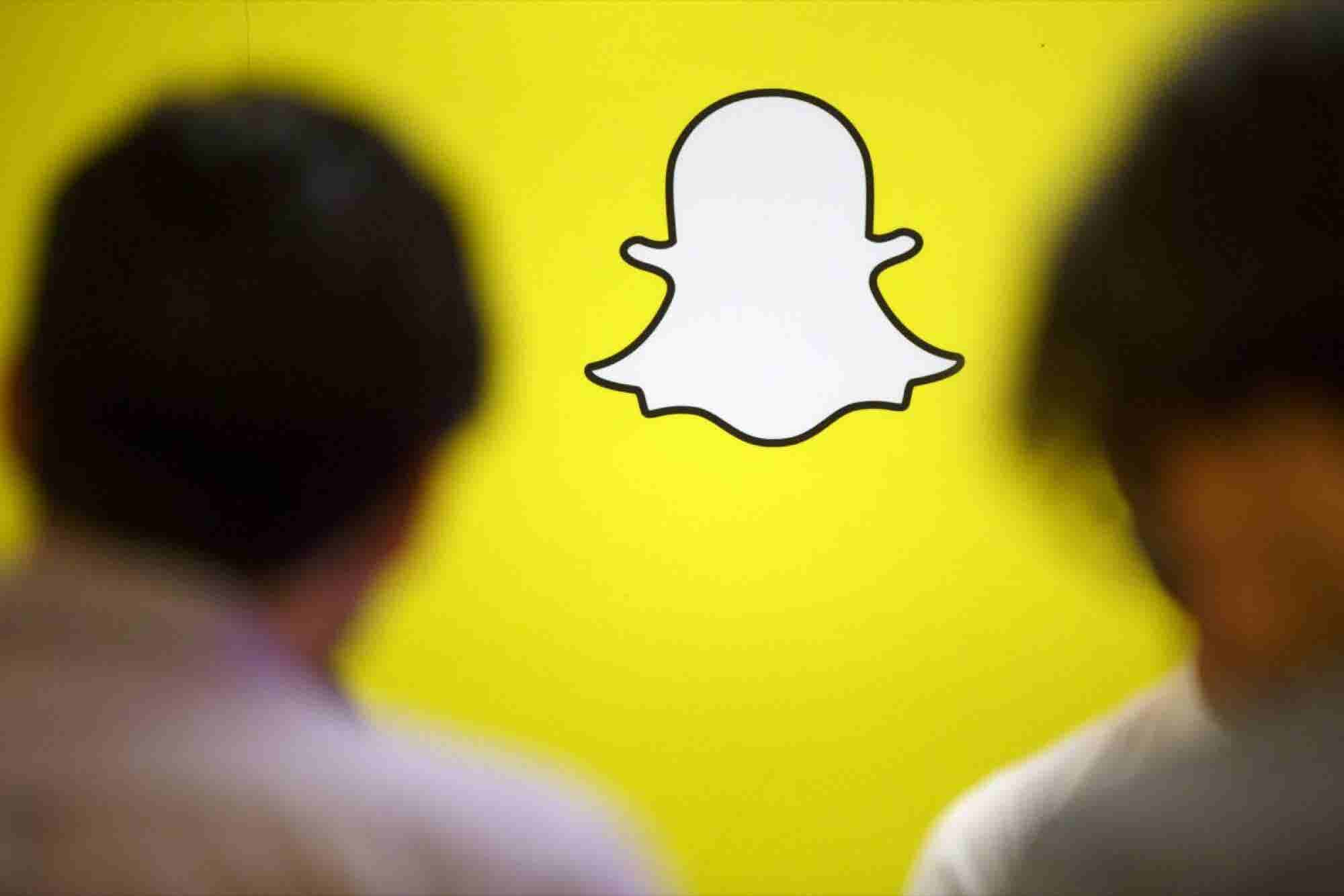 Snapchat's Parent Company Plans to Invest $1.5 Million in Media Startups