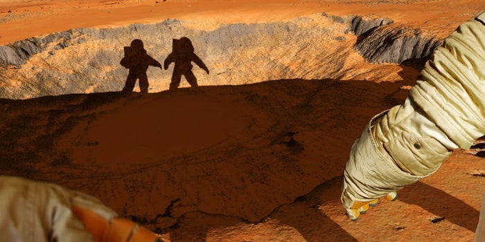 Do You Have What It Takes to Go to Mars? Lead Like an Astronaut in Your Own Office.