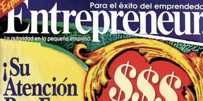 Era el año de 1993 cuando Entrepreneur llegó a México…