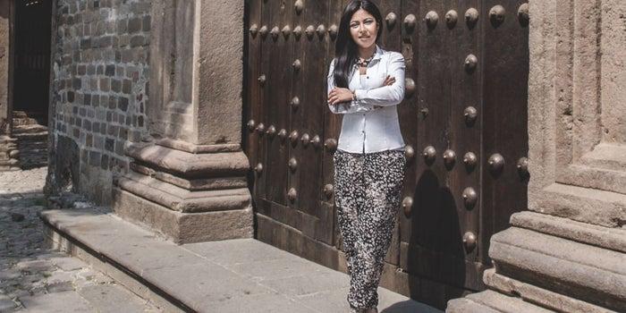 La heroína tlaxcalteca que da acceso a la salud a bajo costo