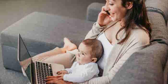 Cómo lograr sobrevivir y emprender siendo mamá