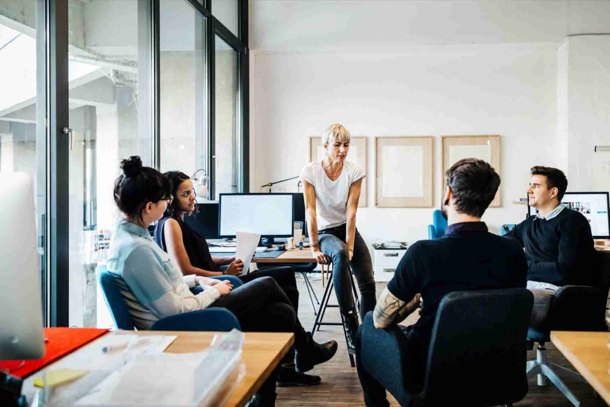 Why Your Startup's First Hires Need to Be Women