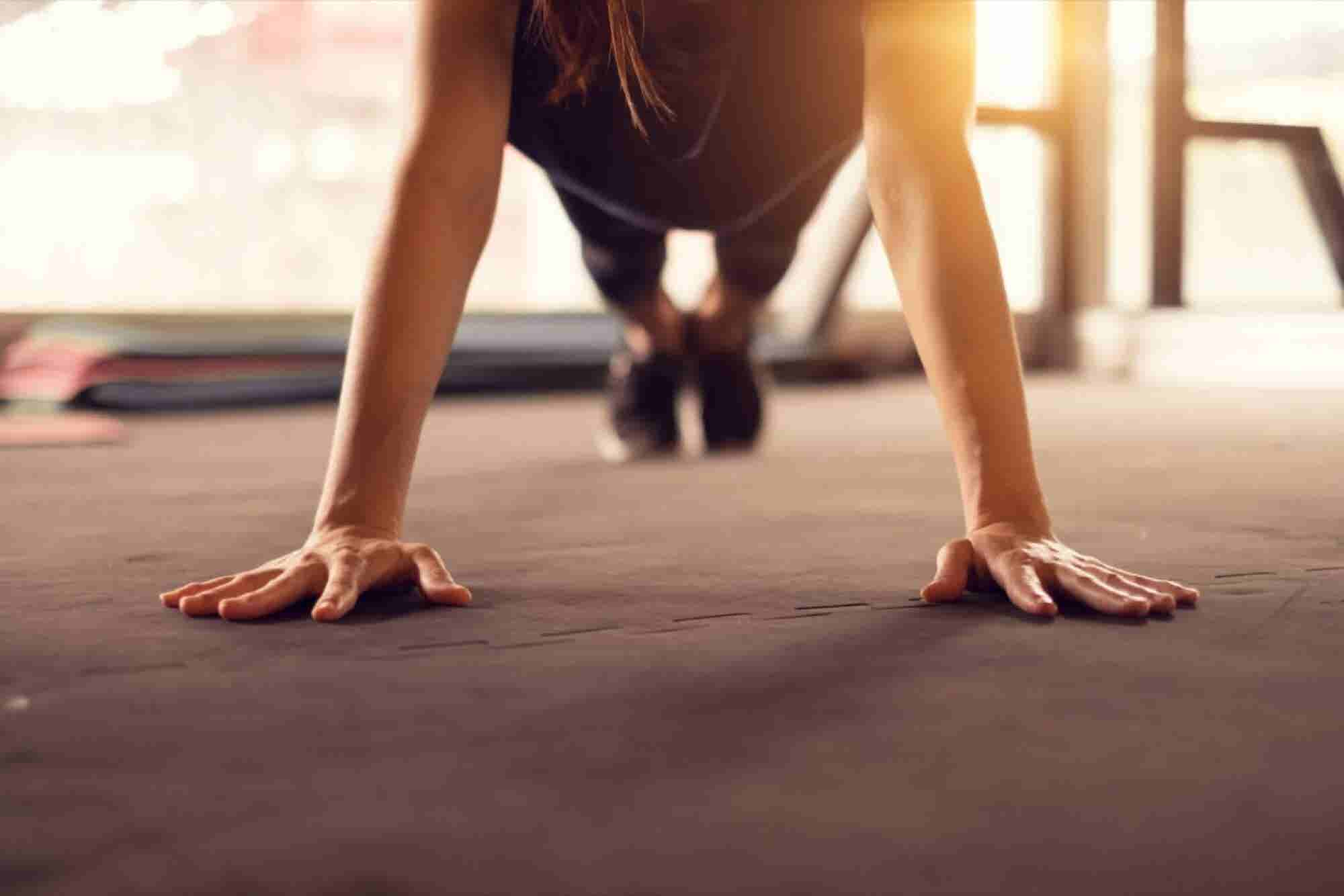 Follow This 10-Minute Workout Perfect for Busy Entrepreneurs