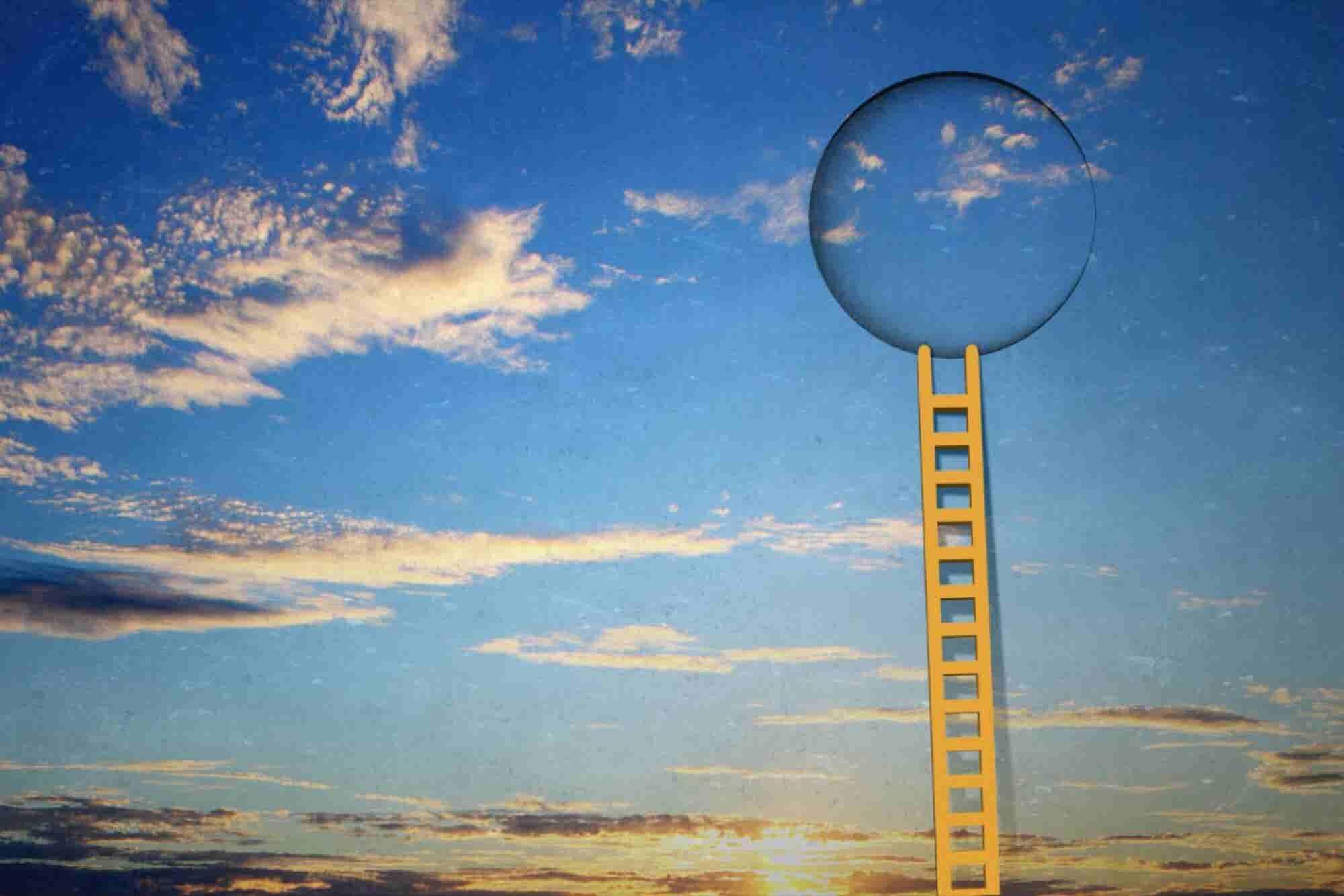 Cómo subir las escaleras que te llevarán al cielo