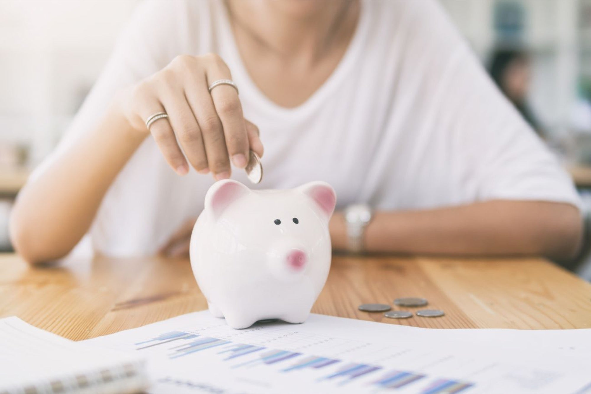 How Saving Money In 3 Different Piggy Banks Can Transform You Financially