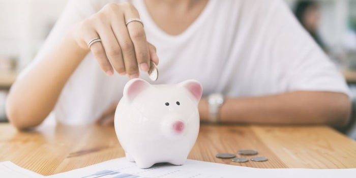 how saving money in 3 different piggy banks can transform you