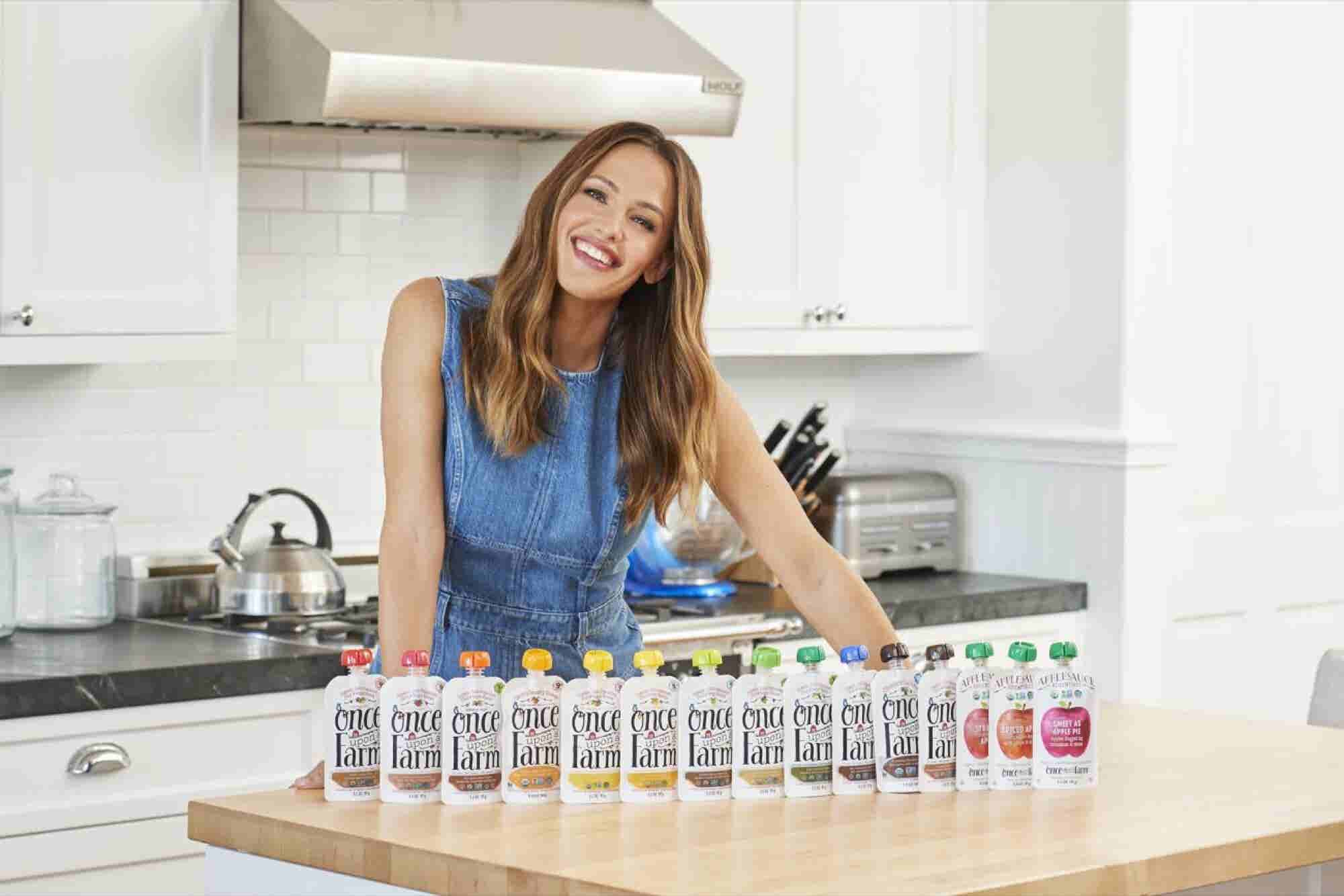 What Motivated Jennifer Garner to Become an Entrepreneur in the Food Space