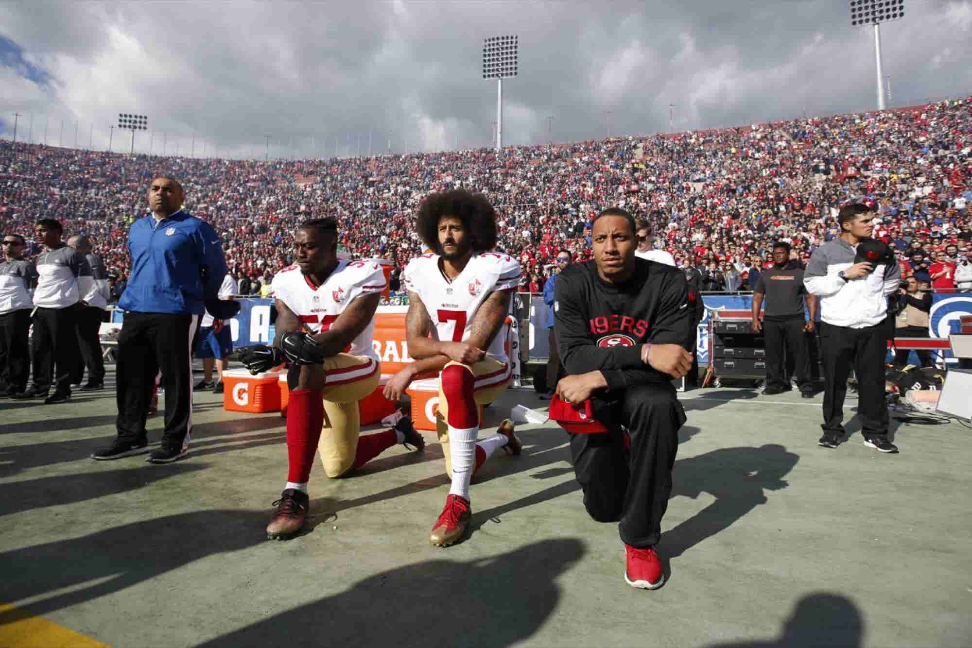 Why the New 'Take a Knee' Policy Isn't Likely to Heal the NFL's Damage...