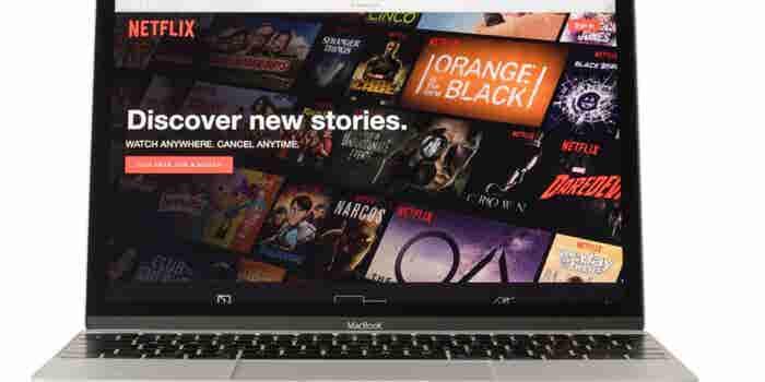 Netflix te permite ver 'historias' desde su aplicación