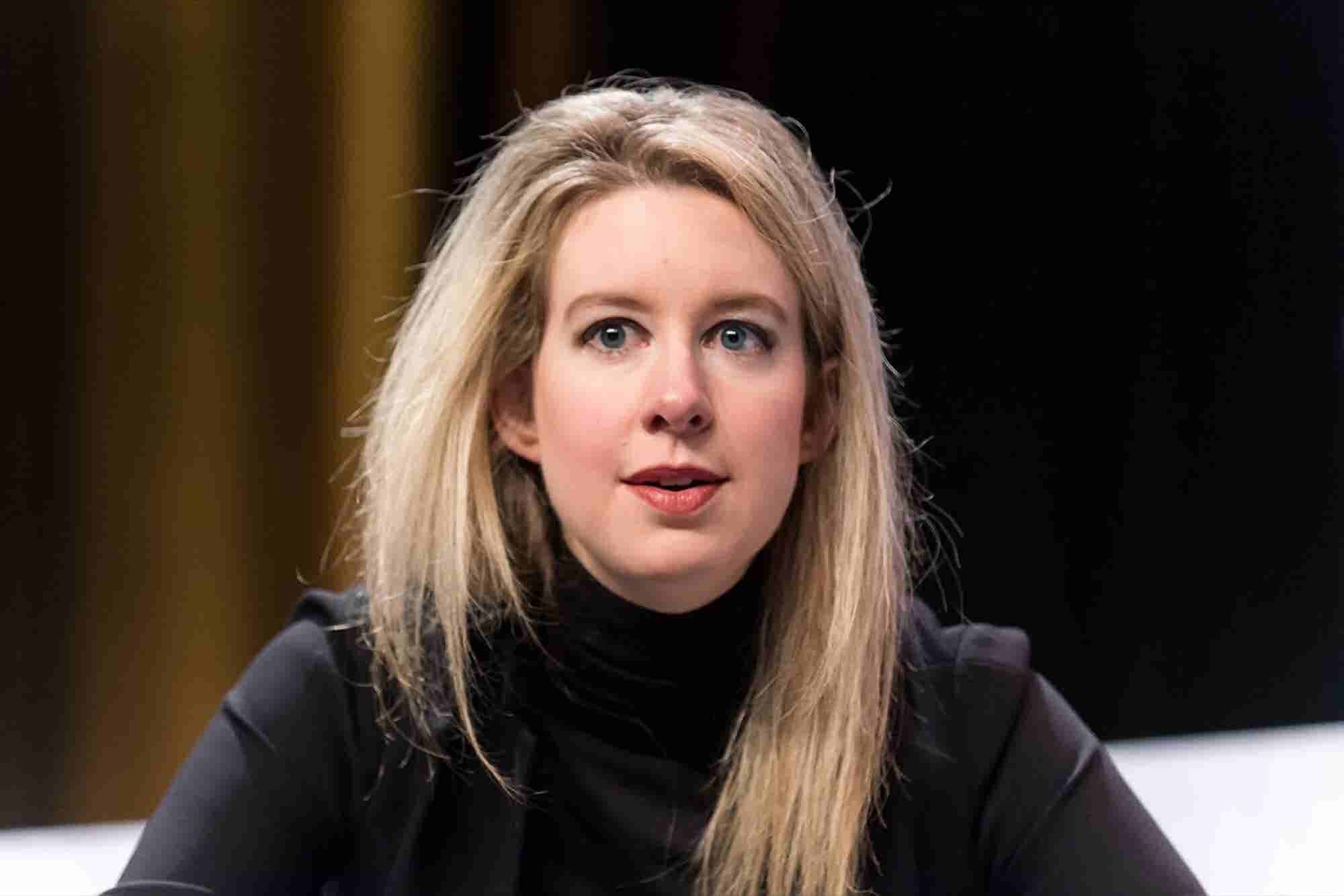 New Book Details the Spiral of Elizabeth Holmes From Celebrated CEO to Silicon Valley Outcast