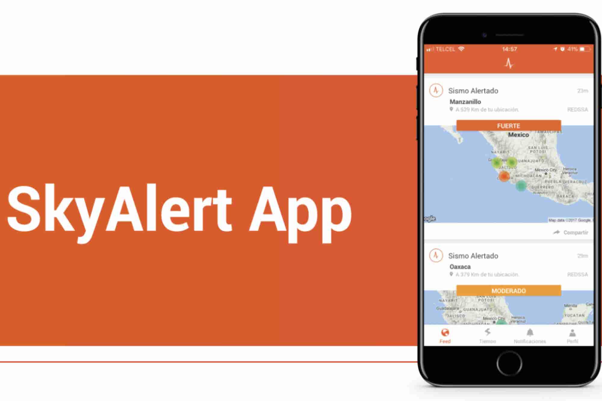 SkyAlert detectará temblores en Estados Unidos
