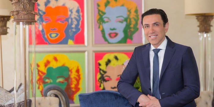 Drive And Dedication: The Road To Success Of Epione Beverly Hills Founder Dr. Simon Ourian